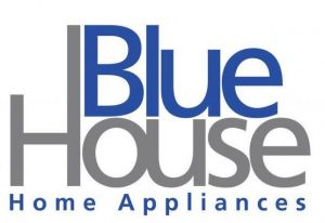 blue house logo
